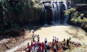 Air Terjun Kalimas Wonogiri
