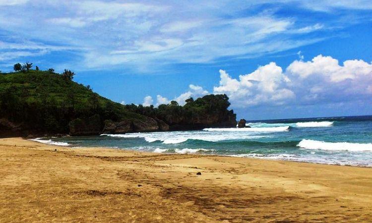 Pantai Ngantep Malang