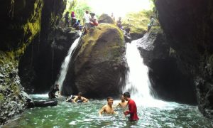 Air Terjun Rato Canyon