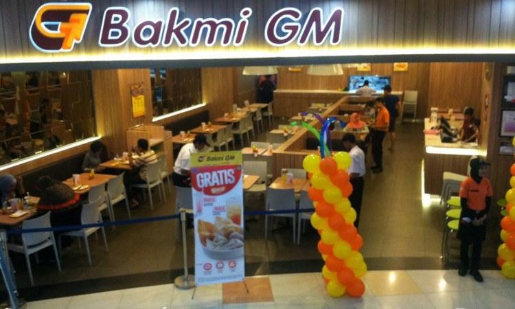 Bakmi GM Metropolitan Mall