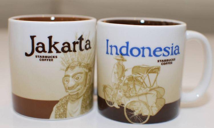 Jakarta Mug