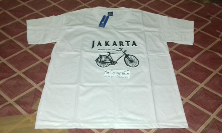 Kaos Jakarta