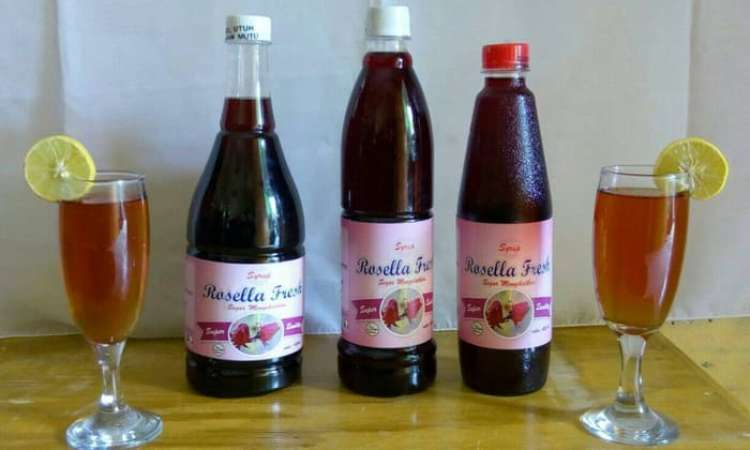 Sirup Rosella
