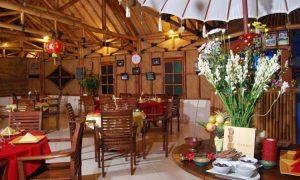 Villa Sumbing French Restaurant