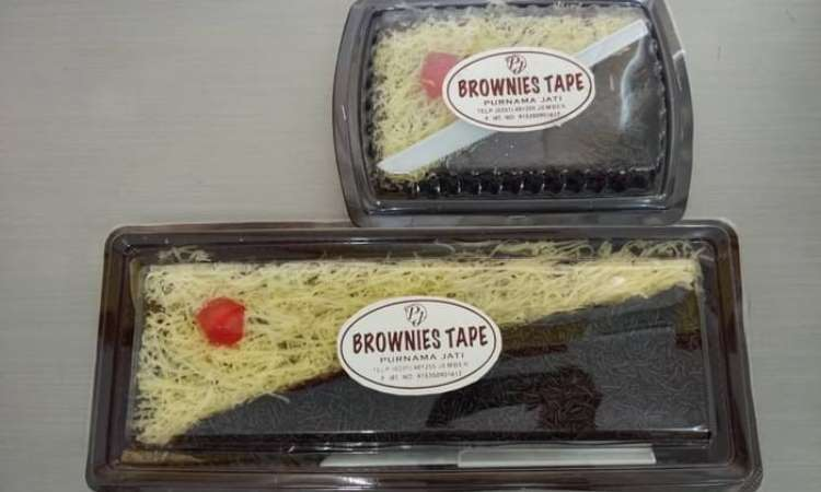Brownies Tape