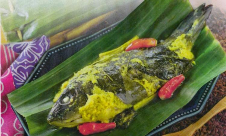 Pepes Ikan