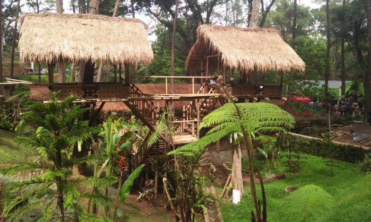 Lokasi Situ Mustika Banjar