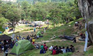 Batu Lawang, Area Pelatihan Para Pecinta Alam