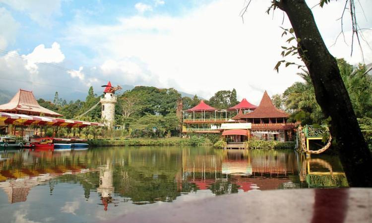 Jam Operasional Objek Taman Wisata Matahari