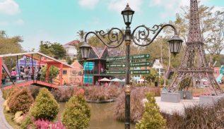Kampung Eropa Devoyage Bogor