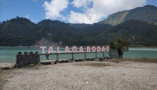 Kawah Talaga Bodas