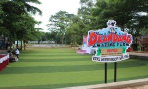 Lokasi & Harga Tiket Masuk D'Kandang Amazing Farm