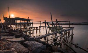 Pantai Kejawanan Cirebon
