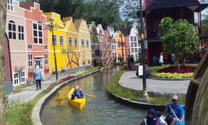 Rute Menuju Lokasi Kampung Eropa Bogor