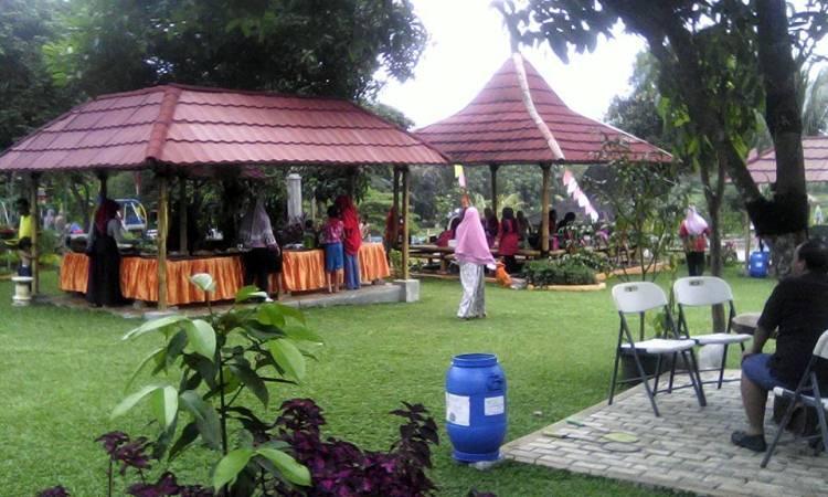 Taman Herbal yang Jadi Tempat Wisata Edukasi