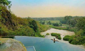 Taman Wisata Air Panas Tirta Sanita Ciseeng