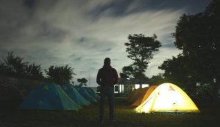 Tempat Camping Bogor