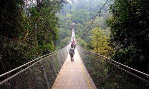 Cara Menuju Lokasi Wisata Situ Gunung
