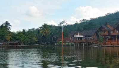 Danau Lemona Tasikmalaya