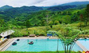 Rute Menuju Lokasi Objek Wisata Bukit Kacapi