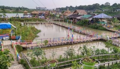 Taman Limo Jatiwangi Bekasi