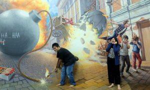 Amazing Art World 3D