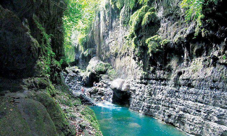Harga Tiket Masuk Green Canyon, Pangandaran