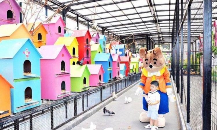 Wahana Permainan yang Ditawarkan Rabbit Town