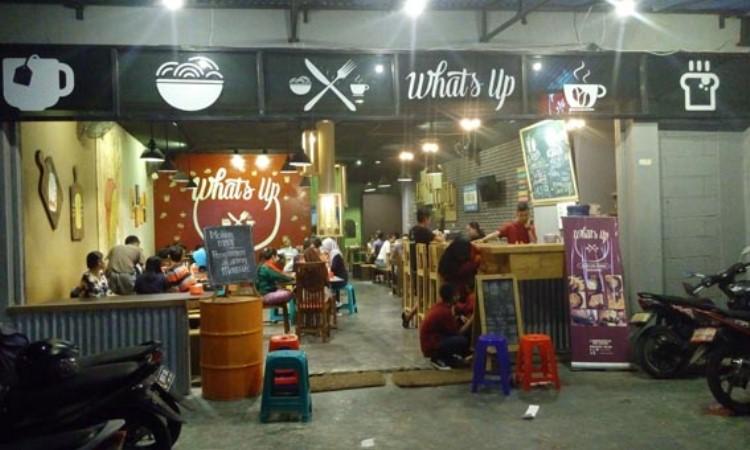 Whats'up Café