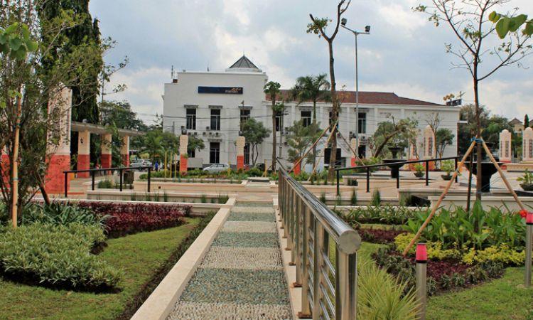 Taman Jayengrono Surabaya