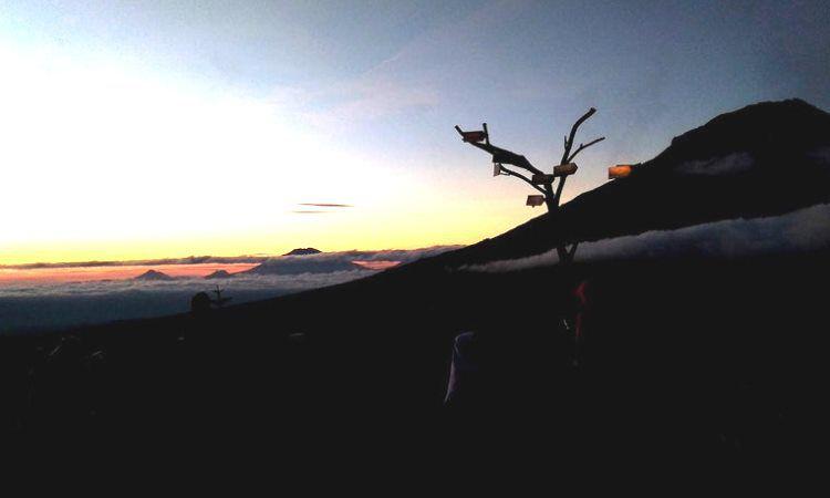 Sunrise Posong Kledung