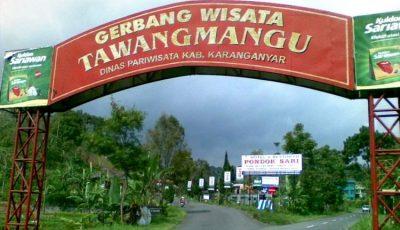 Tempat Wisata Tawangmangu Karanganyar