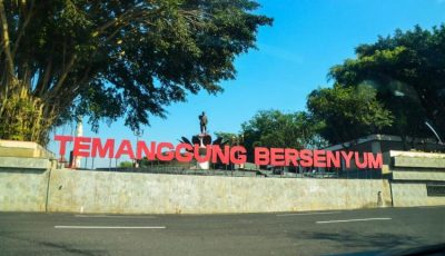 Tempat Wisata Temanggung