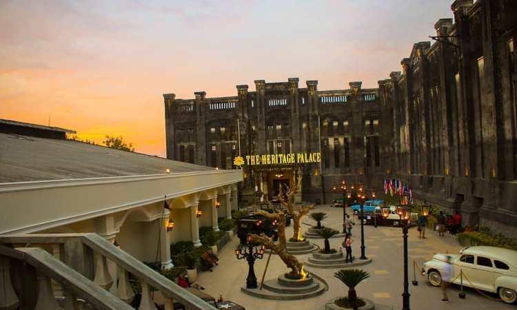 The Heritage Palace (Pabrik Gula Gembongan)