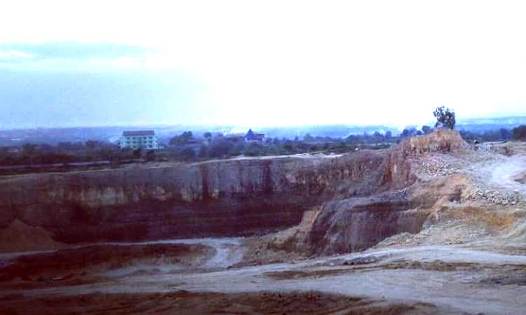 Gunung Maddah