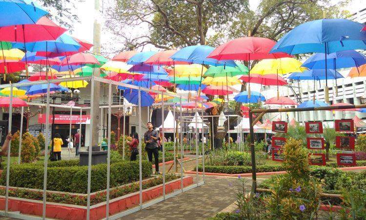 Daya Tarik dari Kota Lama Semarang