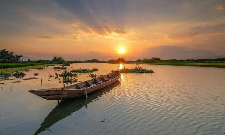 Rawa Pening, Intip Keindahan Danau yang Eksotis di Semarang