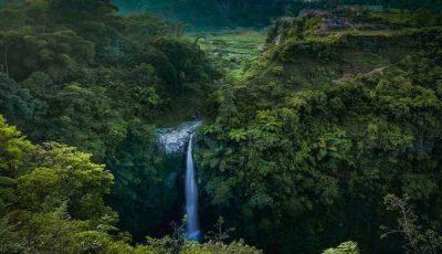 Air Terjun Kedung Kayang, Air Terjun Eksotis di Kaki Gunung Merapi
