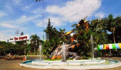 Taman Kyai Langgeng, Tempat Rekreasi dan Edukasi Favorit di Magelang