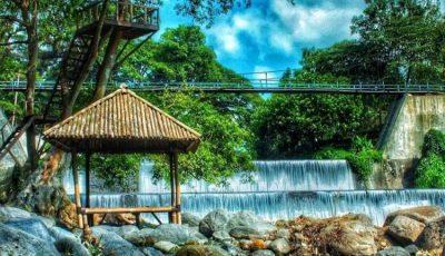 Umbul Cokro, Pemandian Alami yang Hits di Klaten