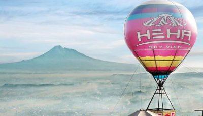 HeHa Sky View, Destinasi Wisata Kekinian & Hits di Gunung Kidul Jogja