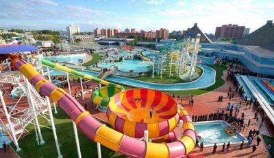 Ciputra Waterpark, Wahana Air Terbesar & Terlengkap di Surabaya