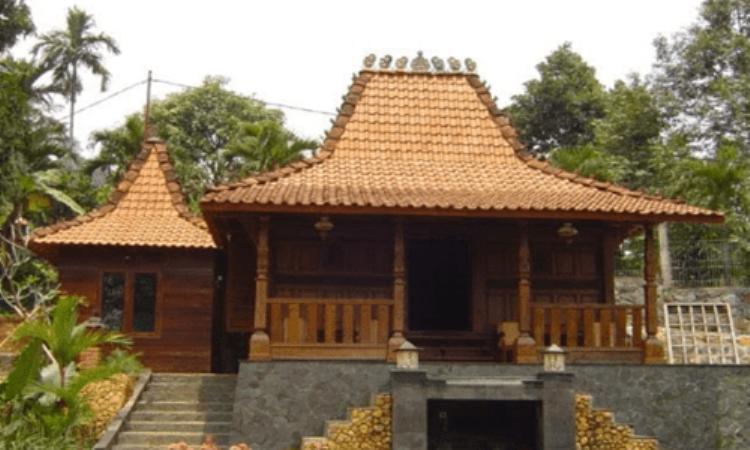 Rumah Adat Joglo Jompongan