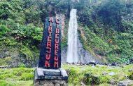 Curug Cibeureum, Air Terjun Eksotis di Kaki Gunung Gede Pangrango