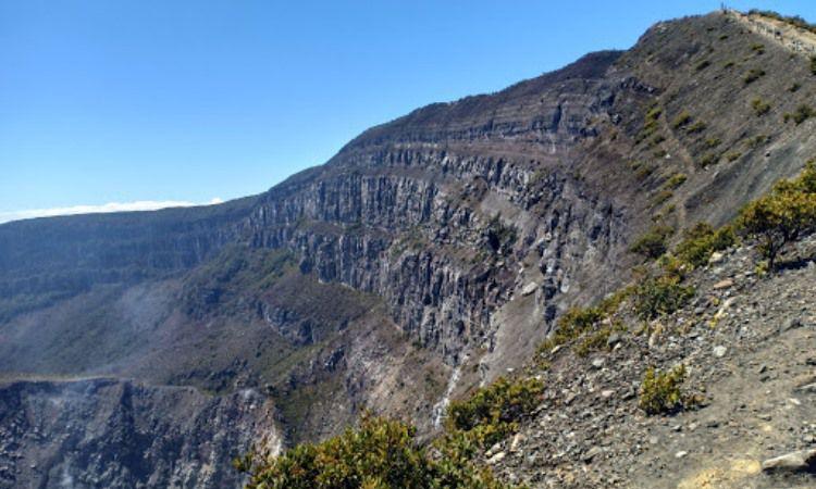 Sejarah Gunung Gede