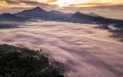 Gunung Putri Lembang, Spot Camping Seru Sembari Menikmati Sunrise
