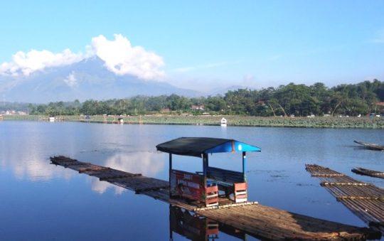 Situ Bagendit Garut, Objek Wisata Alam Favorit untuk Liburan Keluarga