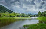 Telaga Saat, Danau Eksotis Berselimut Kabut di Puncak Bogor