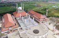 Masjid Agung Jawa Tengah, Masjid Ikonik nan Megah di Semarang