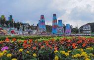 Taman Bunga Celosia, Destinasi Wisata Hits Ala Eropa di Semarang
